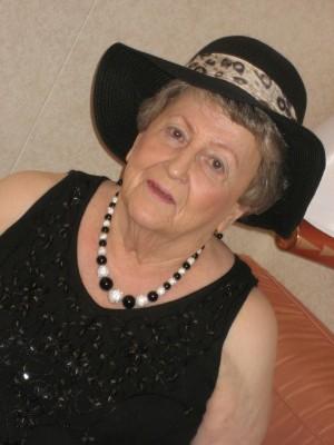 "RAU: Helen Patricia ""Patsy"" (Sreenan) of Zurich"