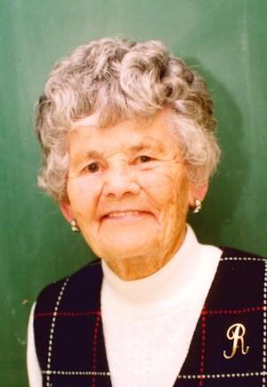 REID: Iva Margaret (Allan) of Hensall
