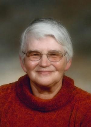 SEEGELKEN: Marga Ingeborg (Mutzke) of RR 2 Denfield