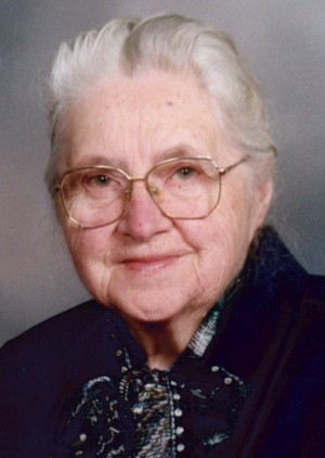 STECKLE: Lillian Margaret (McDowell) of Zurich