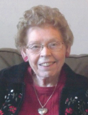 TAYLOR: Dorothy Mae (Turner) of Hensall