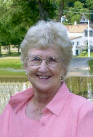 THOMSON: Marion (Nixon) of Blanshard Township