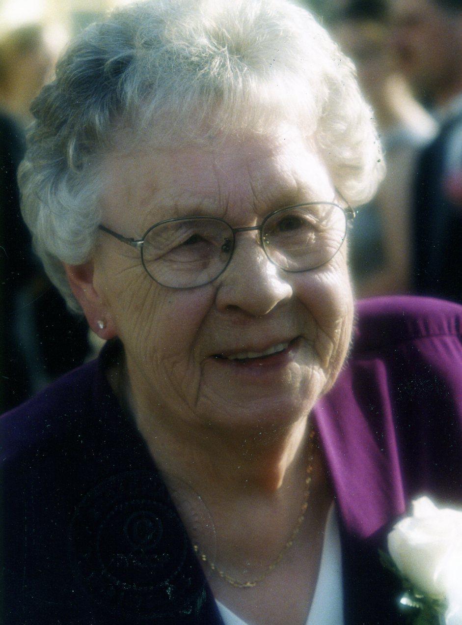 VAN GEEL: Quirina (De Koning) formerly of Lucan