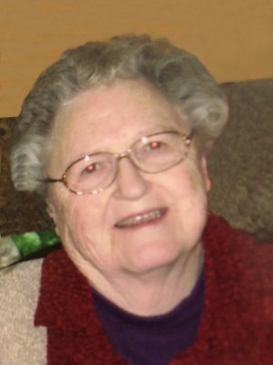 WAY: Eilleen Mary (Jamieson) of Grand Bend