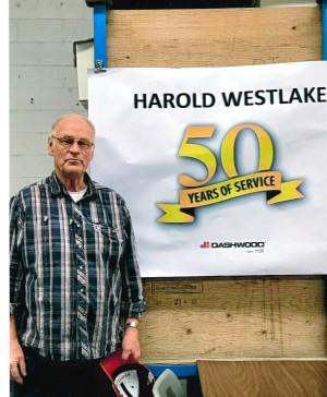 WESTLAKE: Harold of Dashwood