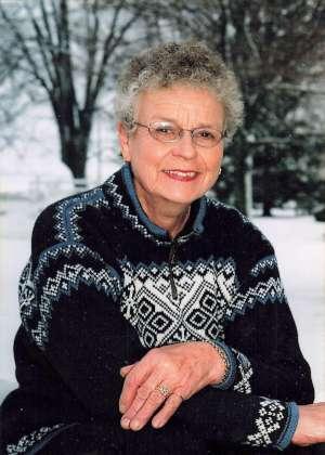 WHITE: Marian Kathleen (Hudson) (Lewis) of RR 4 Denfield
