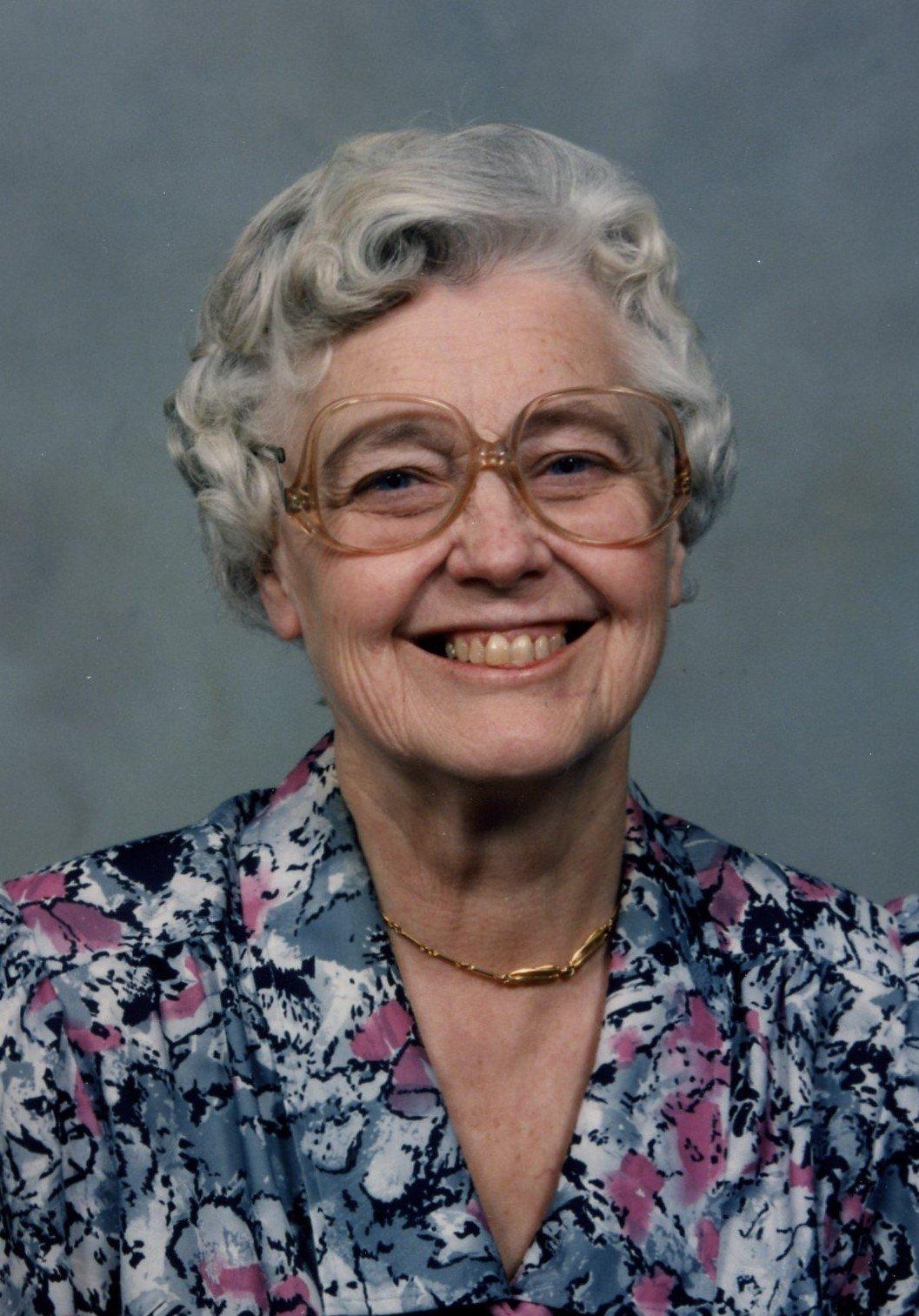 Margaret Cooper SmaIe