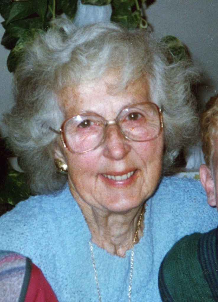 Eva Doris TyndaII Wilson